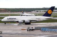 D-AIMA @ EDDF - Lufthansa A380 - by Thomas Ranner