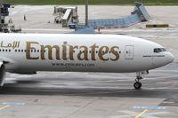 A6-ENI @ EDDF - Emirates B777 - by Thomas Ranner