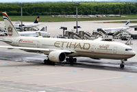 A6-ETH @ EDDF - Etihad B777 - by Thomas Ranner