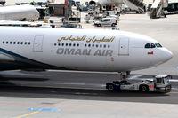 A4O-DB @ EDDF - Oman Air A330 - by Thomas Ranner