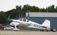 C-GDED @ KOSH - Vans RV-6 - by Mark Pasqualino