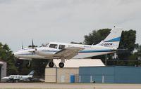 C-GDCW @ KOSH - Piper PA-34-200T - by Mark Pasqualino