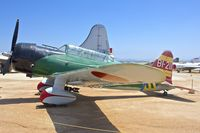 41-1414 @ KRIV - At March Field Air Museum , Riverside , California
