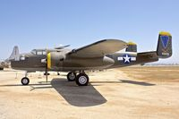 44-31032 @ KRIV - At March Field Air Museum , Riverside , California
