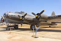 44-6393 @ KRIV - At March Field Air Museum , Riverside , California