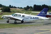 G-AZOL photo, click to enlarge
