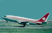 7T-VEN @ LMML - B737-200 7T-VEN Air Algerie - by Raymond Zammit