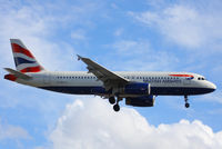 G-EUYJ @ EGLL - British Airways - by Chris Hall