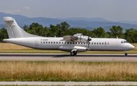 F-GVZT @ LFSB - departure from Basel
