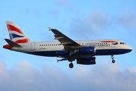 G-EUPK @ EGLL - British Airways - by Chris Hall