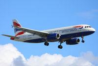 G-EUUM @ EGLL - British Airways - by Chris Hall