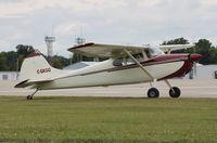 C-GKGG @ KOSH - Cessna 170B - by Mark Pasqualino