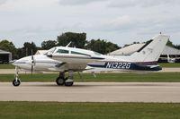 N1322G @ KOSH - Cessna 310Q - by Mark Pasqualino