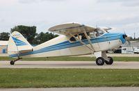N3604A @ KOSH - Piper PA-22-135