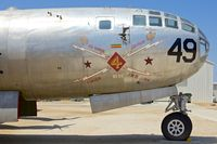 44-61669 @ KRIV - At March Field Air Museum , Riverside , California
