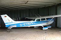D-ETMH @ EDNL - Cessna 172M Skyhawk [172-66298] Leutkirch~D 20/04/2005 - by Ray Barber