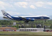 VQ-BLQ @ EDDF - Air Bridge Cargo B747