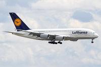 D-AIME @ EDDF - Lufthansa A380