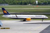 TF-LLX @ EDDF - Icelandair B757
