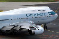 B-HOR @ EDDF - Cathay Pacific B747 - by Thomas Ranner