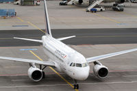 F-GUGE @ EDDF - Air France A318