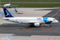 CS-TKJ @ EDDF - SATA A320 - by Thomas Ranner