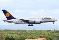D-AIMB @ EDDF - Lufthansa A380