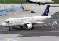 HZ-ASB @ EDDF - Saudi A320