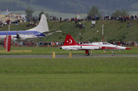 71-3048 @ LOXZ - Turkish Stars NF-5A - by Andreas Ranner