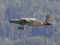 3G-EE @ LOXZ - Austrian Air Force PC-6 - by Andreas Ranner