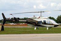 N955GT @ KLAL - Bell 206L-3 LongRanger III [51154] Lakeland-Linder~N 16/04/2010