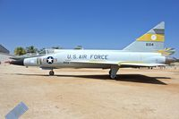 56-1114 @ KRIV - At March Field Air Museum , Riverside , California