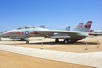 157990 @ KRIV - At March Field Air Museum , Riverside , California