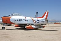 53-1304 @ KRIV - At March Field Air Museum , Riverside , California