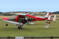 G-MNVJ @ X3CX - Parked at Northrepps. - by Graham Reeve