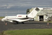N610HC @ EGNX - A visitor to East Midlands Airport in the UK