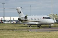 N793CT @ EGNX - One of three aircraft belonging to Caterpillar Inc - parked at East Midlands in the UK