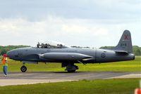 N133DV @ KLAL - Lockheed CT-133AUP Silver Star Mk.3 [T33-610] Lakeland-Linder~N 16/04/2010 - by Ray Barber