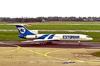 ES-LTR @ EDDL - Tupolev Tu-154M [91A-896] (ELK Estonian) Dusseldorf~D 31/08/1996