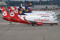 D-ABLF @ EDDL - Dusseldorf Airport - by Jeroen Stroes