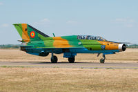 176 @ LHKE - Mikoyan-Gurevich MiG-21 - by Roland Bergmann-Spotterteam Graz