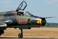 8920 @ LHKE - Su-22 - by Roland Bergmann-Spotterteam Graz