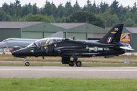 XX315 @ ETNT - 208 sqn, RAF, Hawk T.1A XX-315 participated in thestatic at the  Phantom Pharewell Air Show - by Nicpix Aviation Press  Erik op den Dries