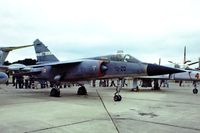 90 @ EGUN - Dassault Mirage F1C [90] (French Air Force) RAF Mildenhall~G 01/06/1980. Coded 12-ZO. - by Ray Barber