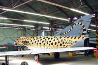 342 @ FASK - Atlas Cheetah C [Unknown] (South African Air Force) Swartkop~ZS 06/10/2003