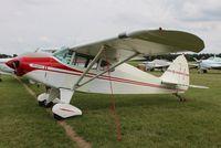 N2222A @ KOSH - Piper PA-20-135