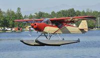 N4477M @ PALH - Departing Lake Hood
