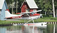 N80359 @ PALH - At Lake Hood Seaplane Base