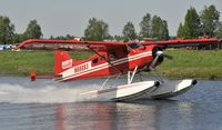 N68083 @ PALH - Taxiing at Lake hood - by Todd Royer