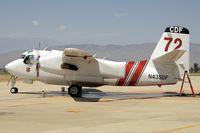 N435DF @ KHMT - At Hemet Ryan Airport  , California